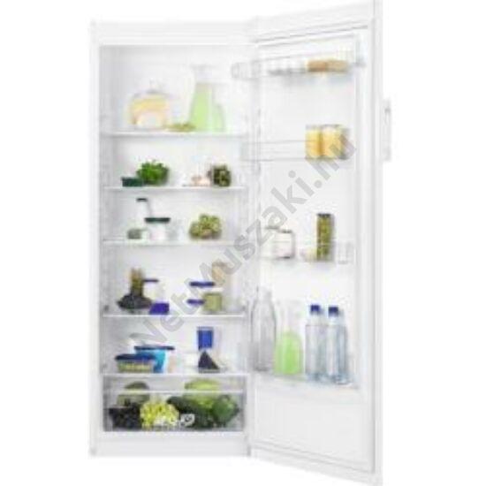 Zanussi ZRAN32FW egyajtós hűtőszekrény, 155 cm,