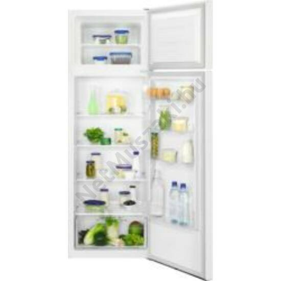 Zanussi ZTAN28FW0 Felülfagyasztós hűtőszekrény