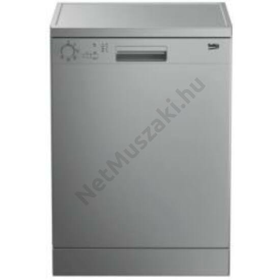 Beko DFN-05311 S normál mosogatógép