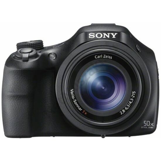 Sony Dsc-Hx400V fekete digitális fényképezőgép