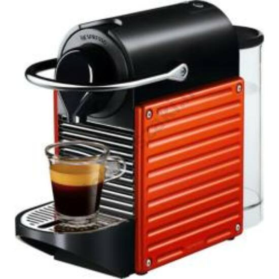 Krups XN300610 Nespresso Pixie Electric kávéfőző - piros