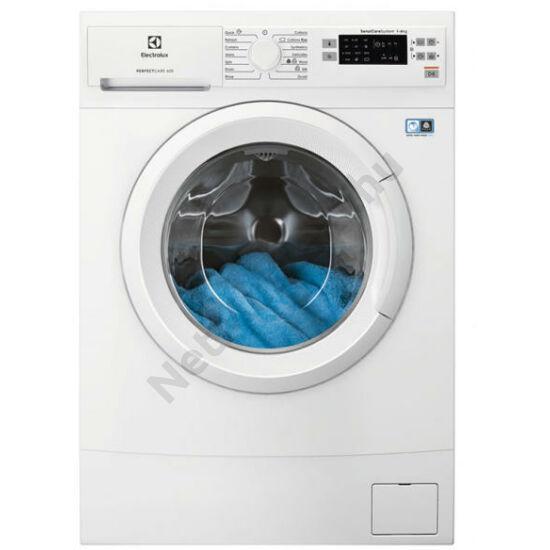 ELECTROLUX EW6S526W keskeny elöltöltős mosógép