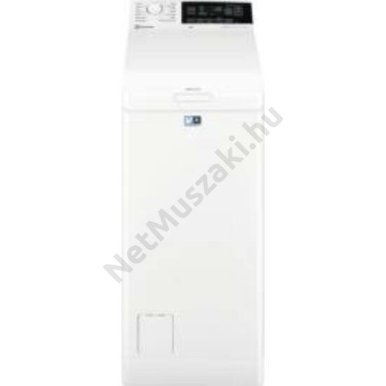 Electrolux EW6T3062H SensiCare felültöltős mosógép, 6 kg, 1000 f/p. LCD kijelző, TimeManager