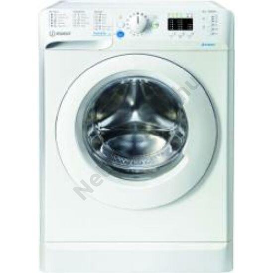 Indesit BWSA 61251 W EE N Elöltöltős keskeny mosógép