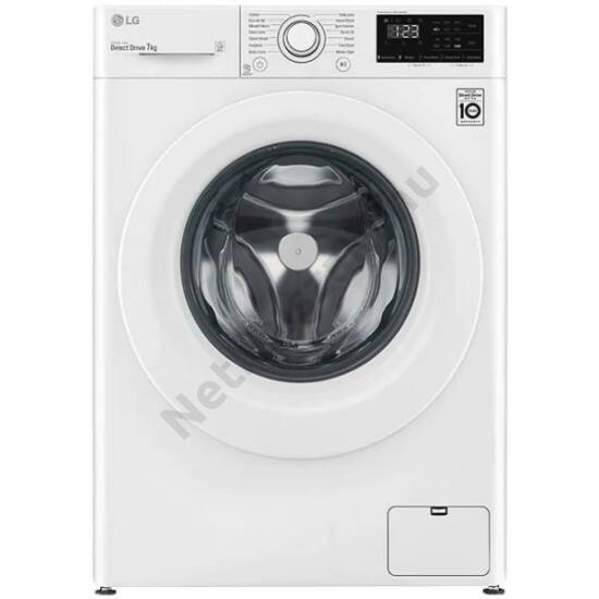 LG F4WN207N3E Elöltöltős mosógép