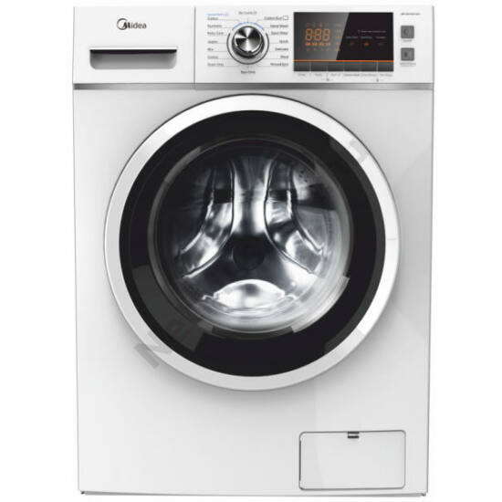 MIDEA MFC90-ES1401 Elöltöltős mosógép 9kg 1400rpm, 5év garancia