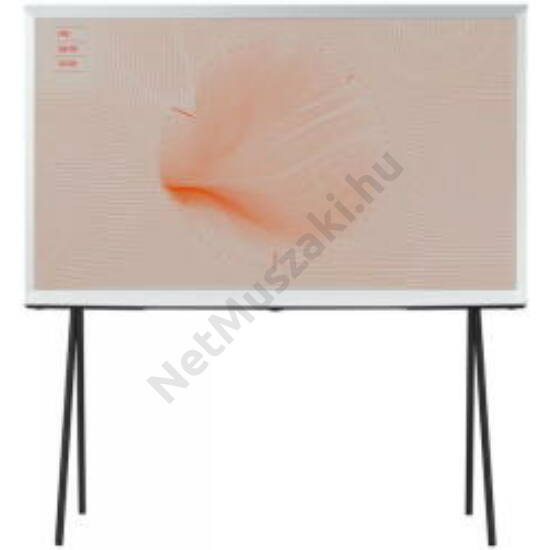 SAMSUNG QE 43 LS01TAUXXH 4K UHD Smart QLED Serif Televízió, 108 cm